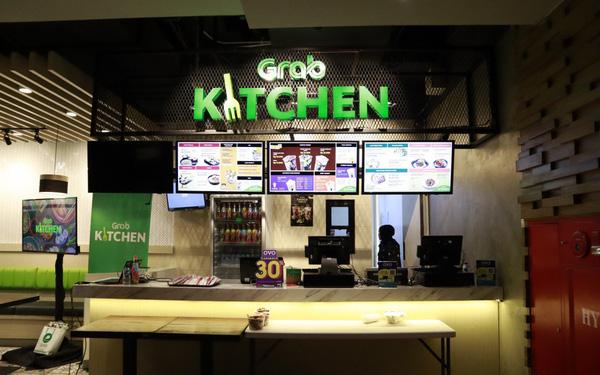 Grab ra mắt GrabKitchen thứ ba tại TP.HCM