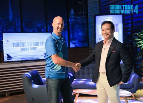 Shark Hưng nhanh chóng chốt deal với startup kho lưu trữ cá nhân của ông Aric Austin.