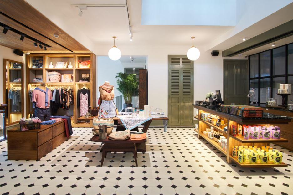 Đón đầu xu hướng concept store - cửa hàng của tương lai