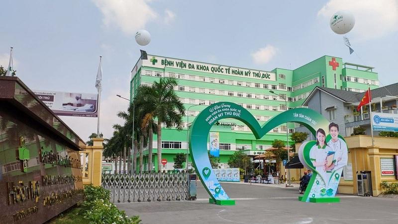 Bệnh viện Đa Khoa Quốc Tế Hoàn Mỹ Thủ Đức là đơn vị tư nhân đầu tiên tham gia vào hoạt động điều trị bệnh nhân COVID-19 tại TP.HCM.