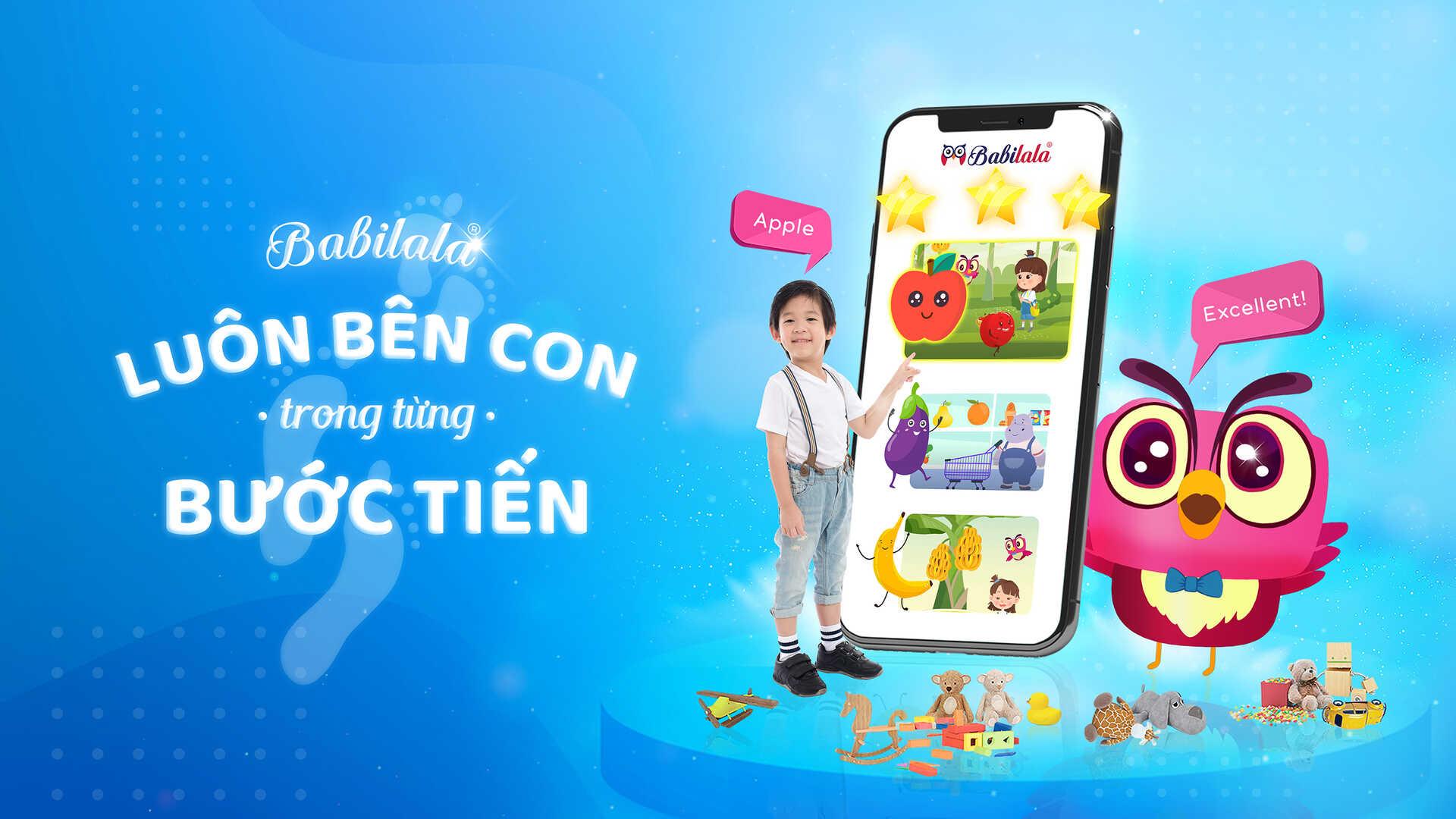 Babilala - Chương trình tiếng Anh chuẩn châu  u cho trẻ từ 3-8 tuổi.