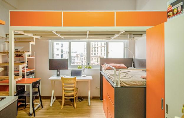 Mô hình kinh doanh căn hộ dịch vụ của Beta Group.