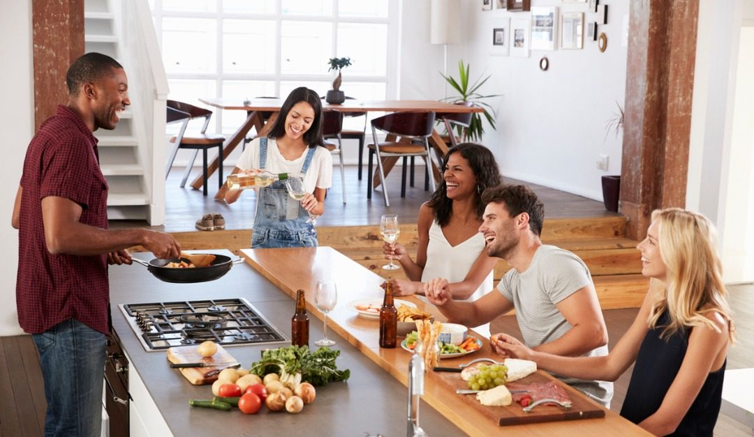 Xu hướng phòng ăn 2021: Trẻ trung, Tươi mới và đầy Hiện đại