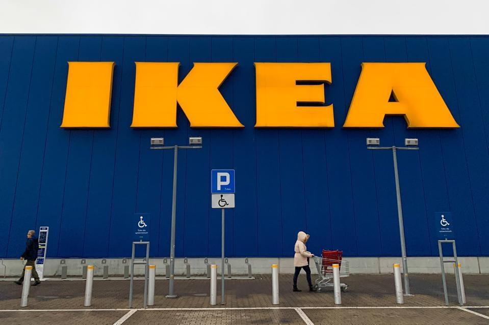 IKEA và chiến lược quy đổi thời gian của khách ra tiền.