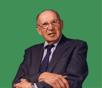 Peter Drucker, chuyên gia tư vấn quản trị hàng đầu thế giới