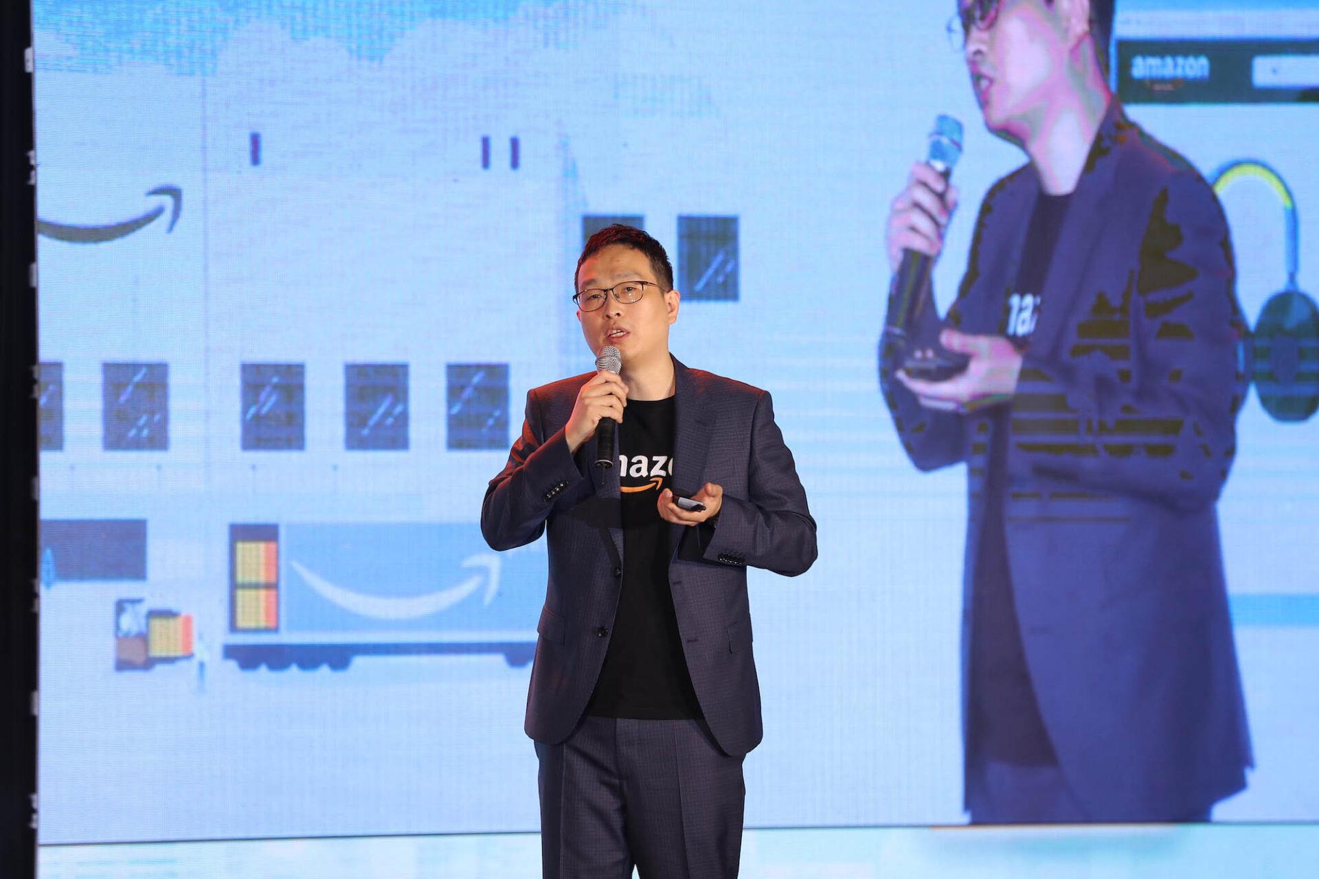 Ông Gijae Seong- Giám đốc Quốc gia của Amazon Global Selling.