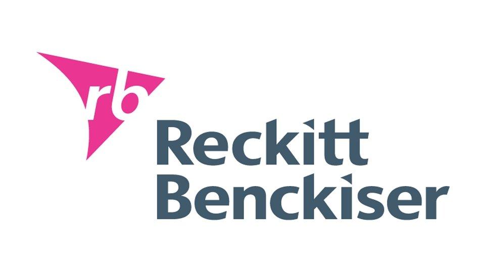 Logo của Reckitt Benckiser.