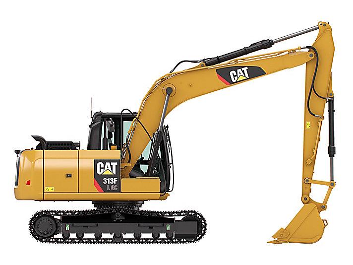 Các thiết bị xây dựng của Caterpillar được lắp đặt cảm biến để có thể phục vụ khách hàng tốt hơn.