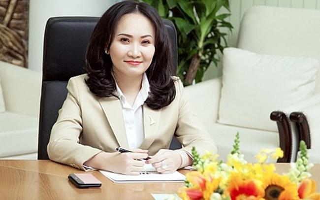 """""""Công chúa mía đường"""" Đặng Huỳnh Ức My - Phó Chủ tịch HĐQT SBT."""