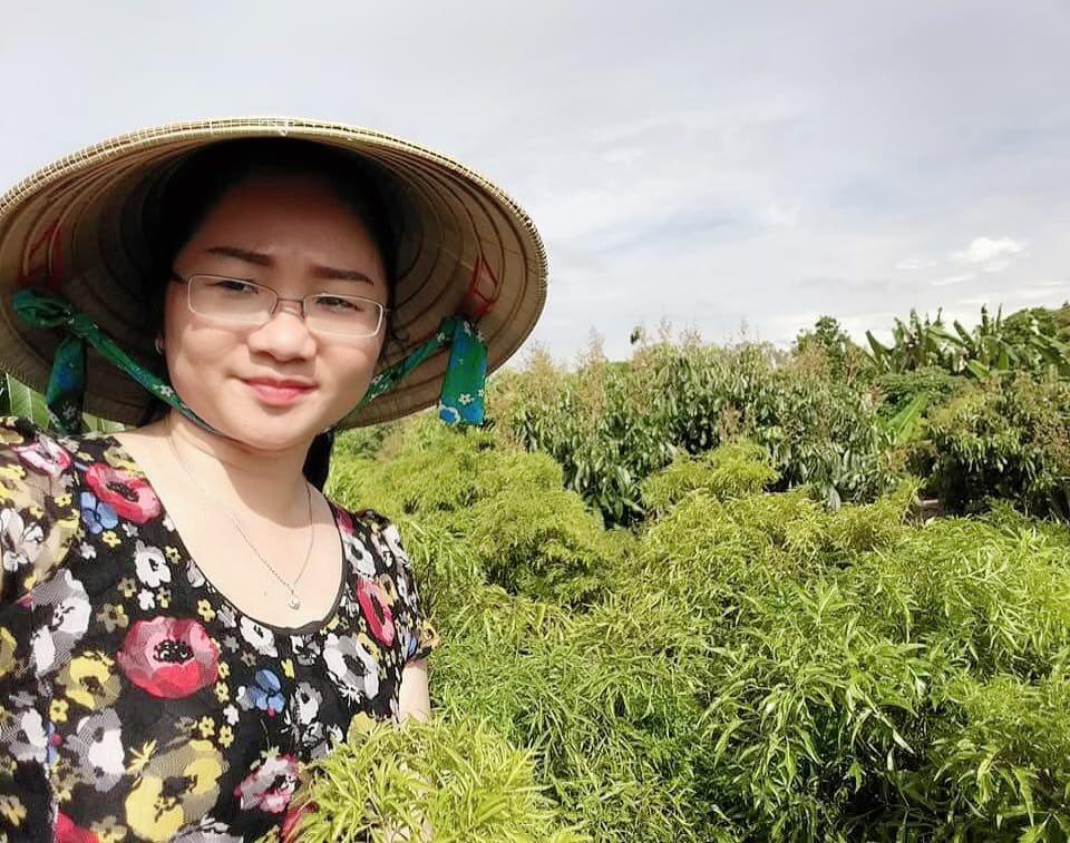 Chị Thắm lựa chọn cây đinh lăng để nghiên cứu những sản phẩm khởi nghiệp đầu tiên của mình.
