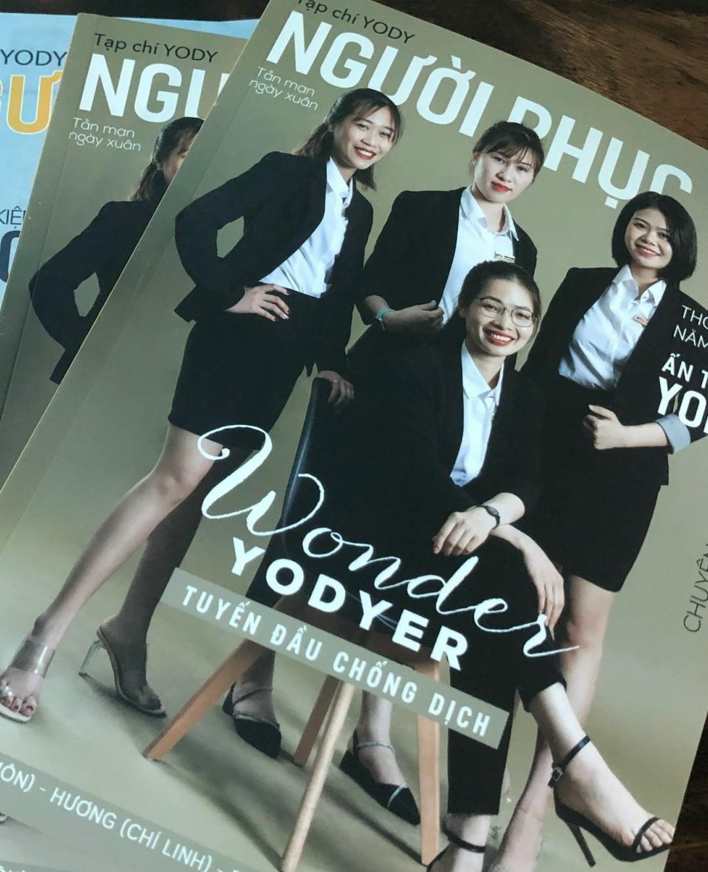 Tạp chí nội bộ