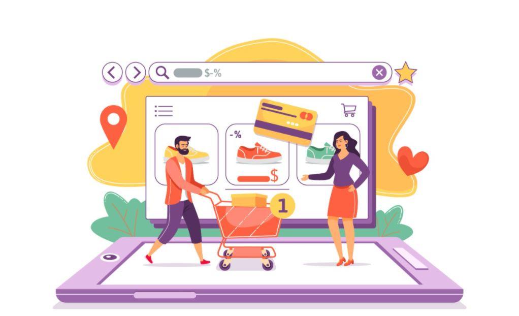 Shoppertainment - mị lực giữ chân người tiêu dùng của ngành thương mại điện tử