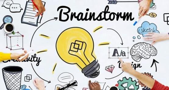 Trong phạm vi tổ chức, quá trình công não (brainstorming) cũng là công cụ khởi tạo ý tưởng hữu ích mà các nhà quản lý đổi mới có thể tham khảo.