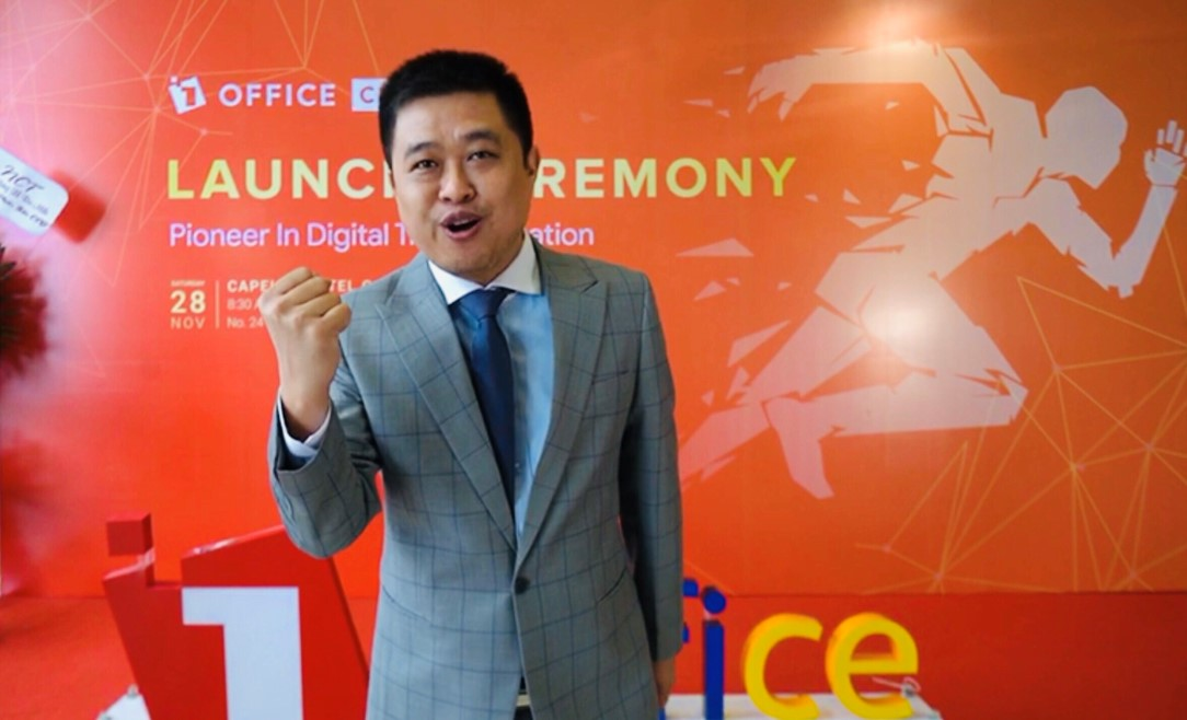 lê việt thắng - founder - CEO - 1Office