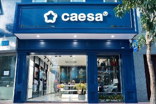 Caesa bắt đầu vận hành chuỗi cửa hàng bán lẻ đầu tiên tại Hà Đông (Hà Nội) với số vốn đầu tư 2,5 tỷ đồng.