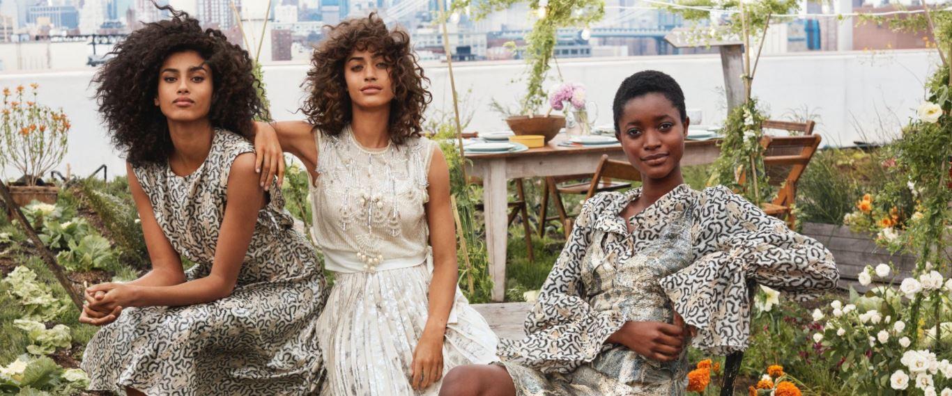Bộ sưu tập conscious của H&M, thương hiệu bị cáo buộc đã có những hành vi greenwashing.