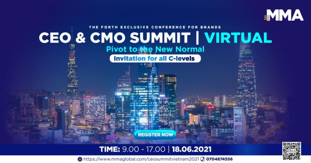 CEO & CMO Summit 2021