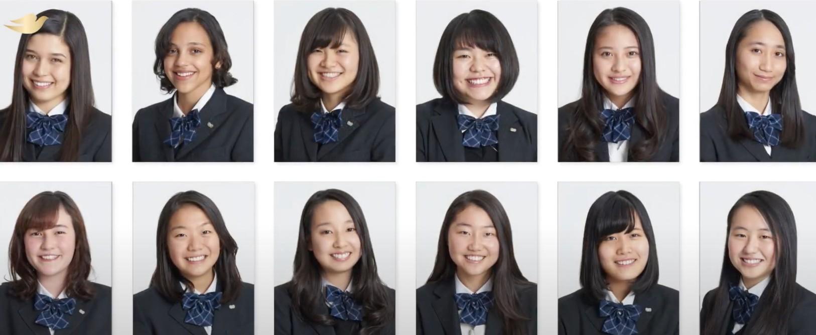 Ngày 22/3/2018, Dove đã đến và thực hiện một video đặc biệt cho nữ sinh của trường trung học Hiroo-Gakuen, đó là chụp ảnh thẻ.