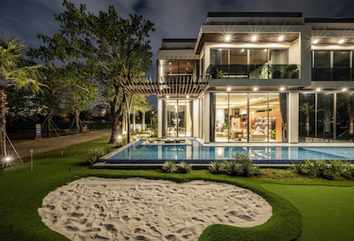 """PGA Golf Villas - second home đặc sắc cho xu hướng trải nghiệm """"đo ni đóng giày"""". Ảnh nhà mẫu PGA Golf Villas - dự án NovaWorld Phan Thiet."""