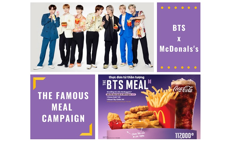 """Sự hợp tác này là một phần của chiến lược """"kích hoạt vòng cung"""", nhằm biến những """"fan cứng"""" của BTS trở thành khách hàng của McDonald's."""