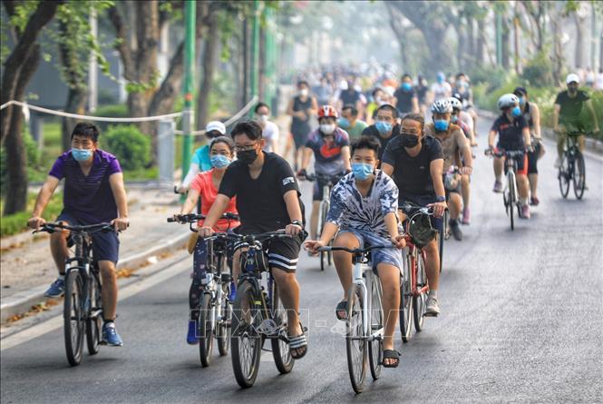 Bán xe đạp trở thành nghề hái ra tiền giữa mùa dịch