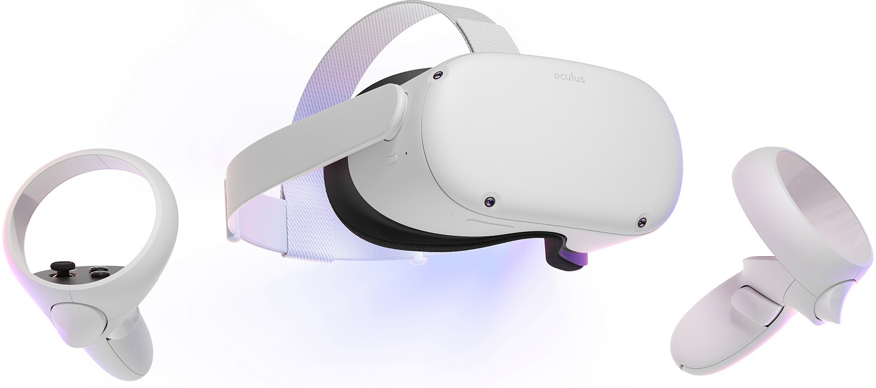 Tai nghe Oculus Quest VR.