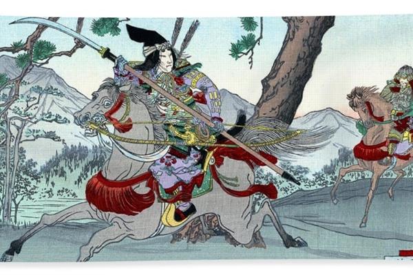 Tinh thần võ sĩ đạo trong Samurai Nhật Bản.