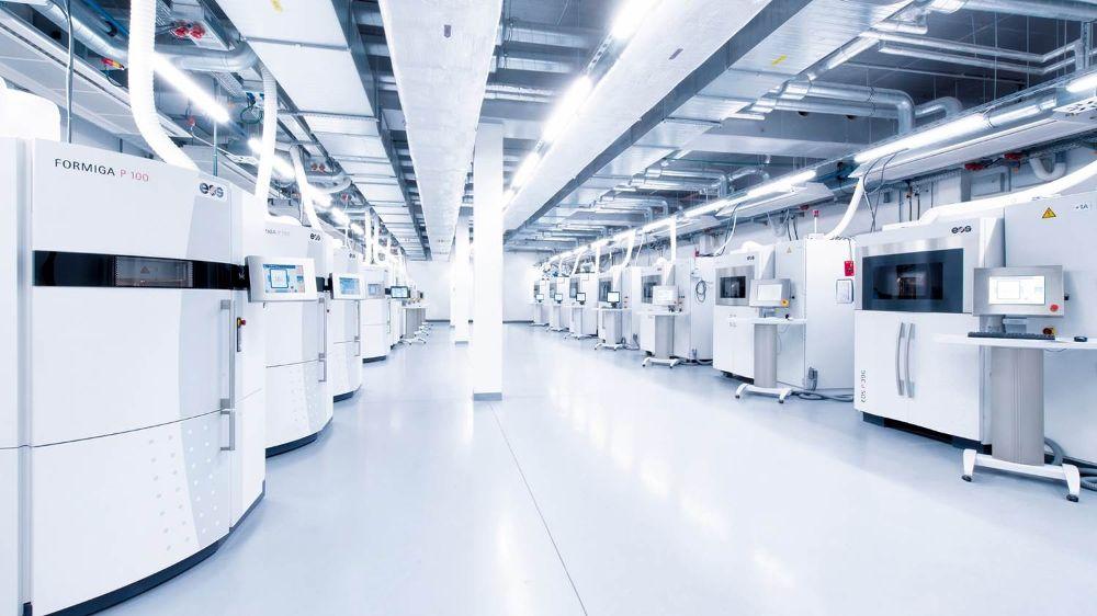 AMFG - hãng công nghệ hàng đầu tự động hóa in 3D.