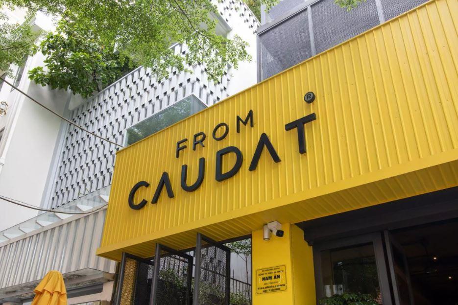 Cửa hàng của From CauDat tại TP. Hồ Chí Minh.
