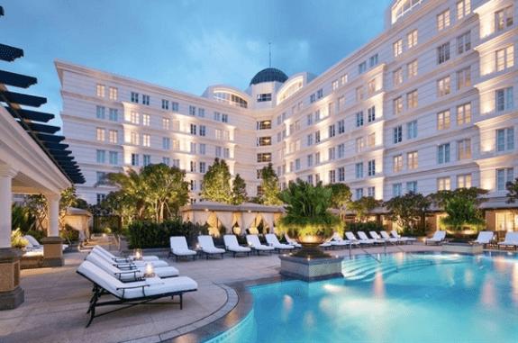 Thị trường TP.HCM đã chứng kiến điểm sáng ở một số khách sạn.