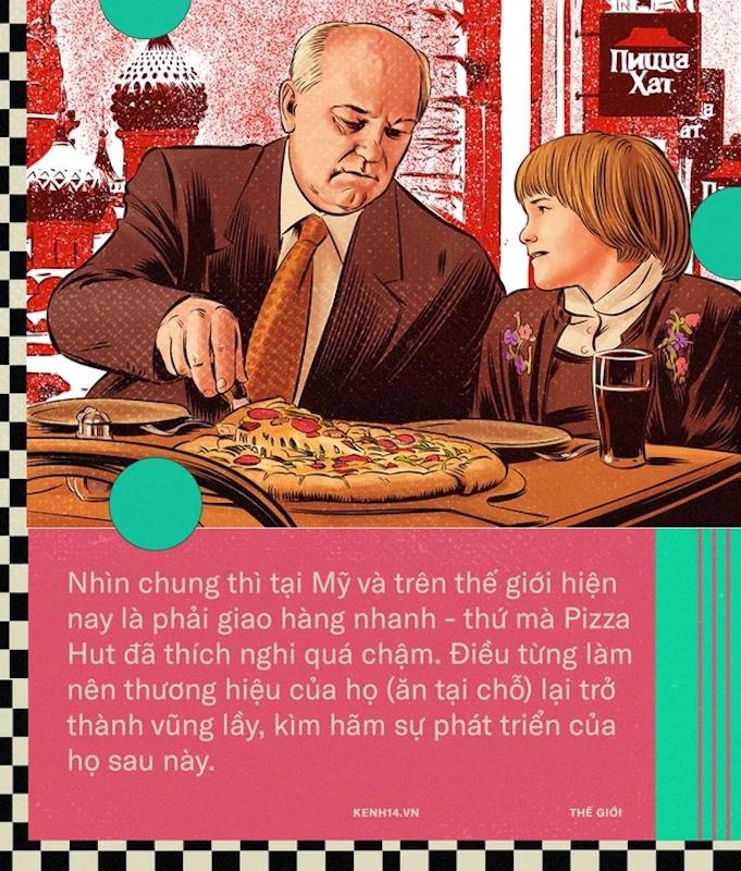 Cả hai đối thủ lớn của Pizza Hut đều sớm rót tiền vào công nghệ, và họ vẫn đang tiếp tục đầu tư lớn hơn nữa.