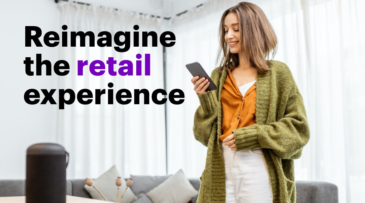 Với Ai, trải nghiệm mua sắm bán lẻ tiêu dùng là không giới hạn.