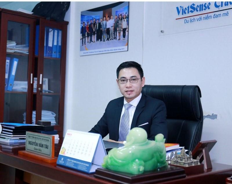 Thạc sỹ Nguyễn Văn Tài, CEO VietSense Trave dự đoán, kinh doanh du lịch lữ hành sẽ chính thức trở lại từ cuối năm 2021 bất chấp Covid-19.