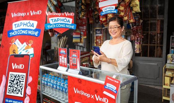 VinShop là cú hích để thanh toán không tiền mặt len lỏi từng ngõ ngách