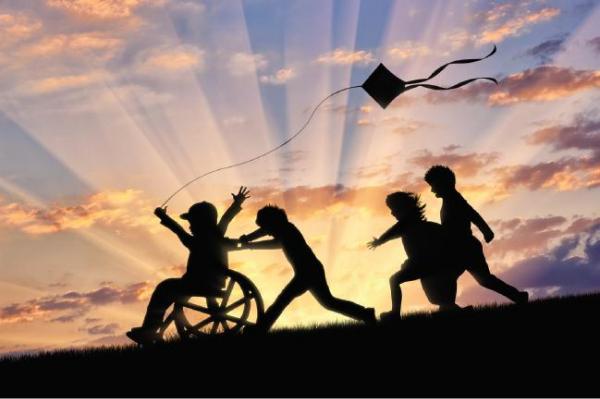 """Khuyết tật không phải """"điều xui rủi"""", trái lại là biểu hiện của sự đa dạng xã hội."""