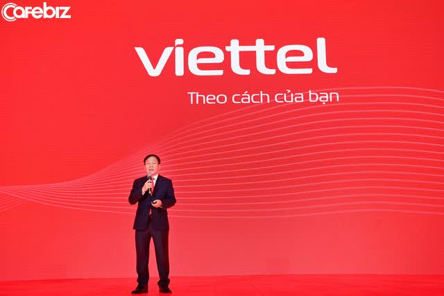 """Thay """"áo mới"""" bộ nhận diện, Viettel tuyên bố: Khách hàng không cần nói mà Viettel tự hiểu và phục vụ tức thời!"""