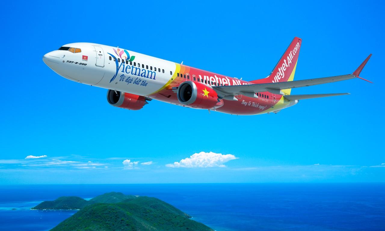 Bản cam kết của VietJet đặt mua thêm nhiều loại máy bay chính thức trở thành cam kết đặt hàng máy bay loại 737 lớn nhất Châu Á.