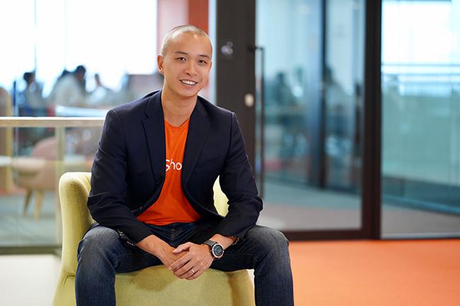 Ông Trần Tuấn Anh - Giám đốc Điều hành Shopee Việt Nam.