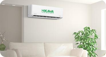 Bạn hãy chắc chắn rằng đặt máy điều hòa nằm xa đèn và các thiết bị khác tạo ra nhiệt.
