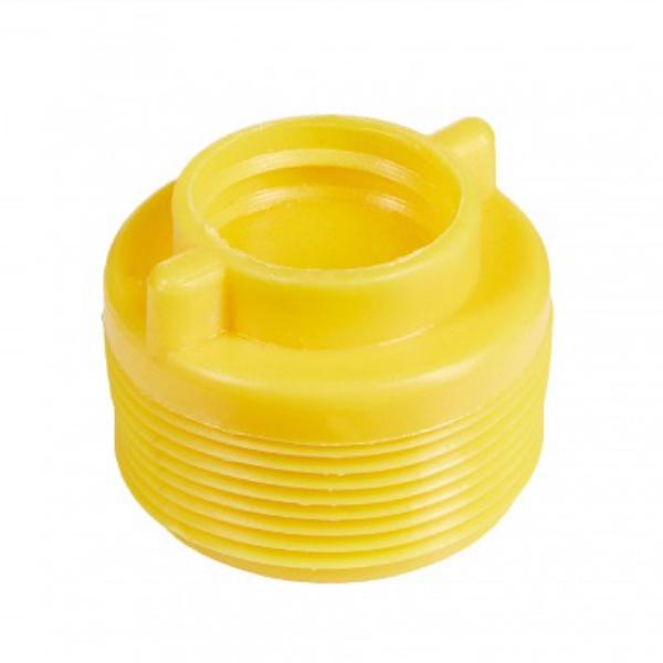 Bouchon jaune 1.5'' ABS