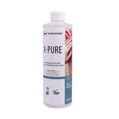 Liquide Antimicrobien X-Pure 500 Ml