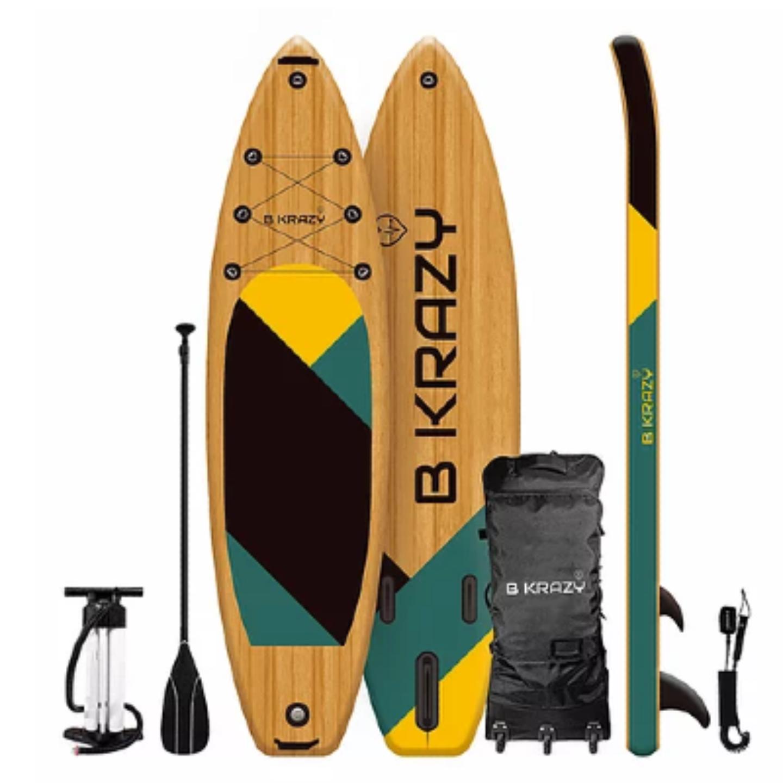 Paddleboard 10'6'' Bois