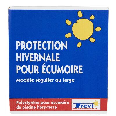 Protecteur d'écumoire Hors-terre