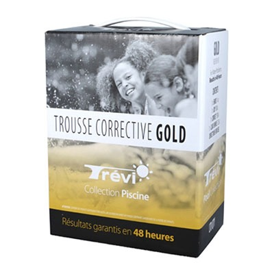 Trousse Corrective Gold