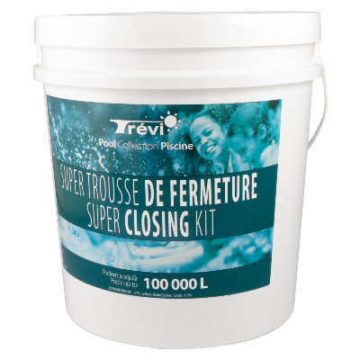 Trousse de fermeture - 100 000L