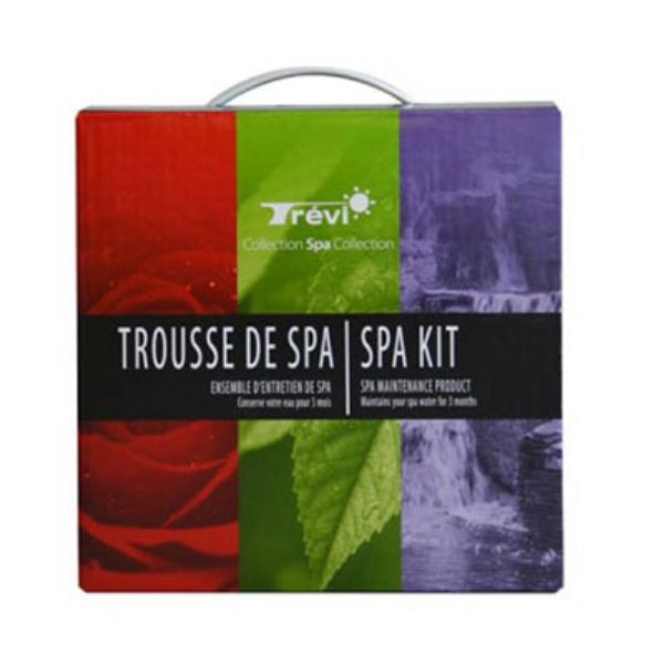 Trousse Entretien 2.0 pour spa