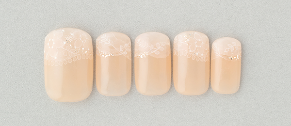 Lace nail(tricia) | ネイルサロンtricia(トリシア)店