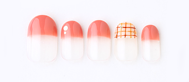 Line check nail(tricia) | ネイルサロンtricia(トリシア)店