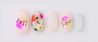 Fleur nail(tricia) | ネイルサロンtricia(トリシア)店