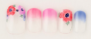 Anemone nail(tricia) | ネイルサロンtricia(トリシア)店